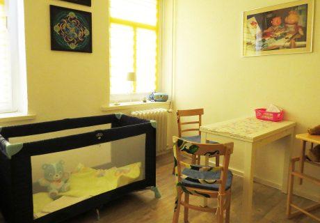 Familienfreundliche und komplett ausgestattete Ferienwohnung