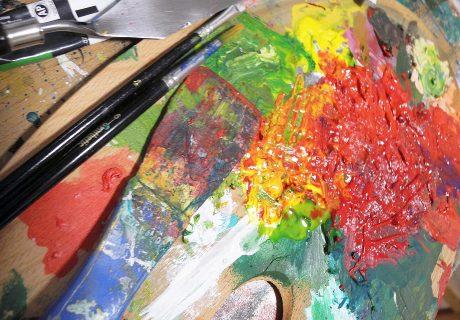 Kunst in Haus & Atelier – Malkurse